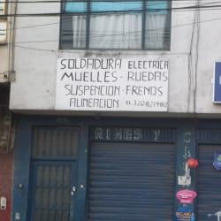 Taller de Mecanica Soldadura Electrica en Bogotá
