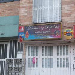 Miscelanea y papeleria La Abundancia en Bogotá
