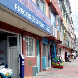 Surtidrogas de Colombia en Bogotá
