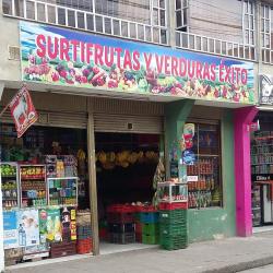 Surtifrutas y Verduras Éxito en Bogotá