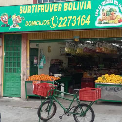 Surtifruver Bolivia en Bogotá