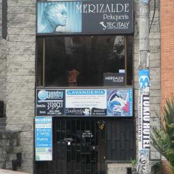 Lavandería Easy Laundry Rosales en Bogotá