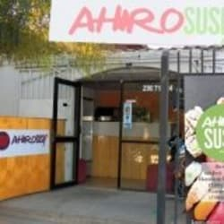 Ahiro Sushi en Santiago