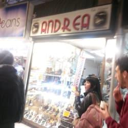 Andrea en Santiago