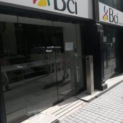 Banco BCI - Bandera en Santiago