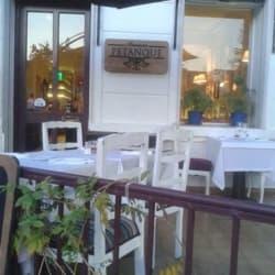 Brasserie Petanque en Santiago