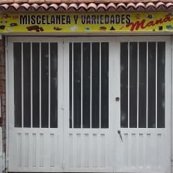 Miscelánea y variedades Mana en Bogotá