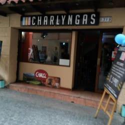 Charlyngas en Santiago