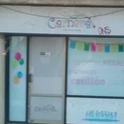 Cotillón Carnaval en Santiago