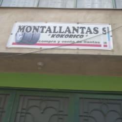 Montallantas Kokorico en Bogotá