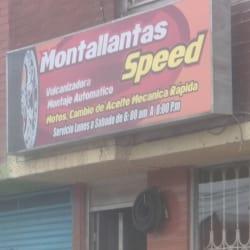Montallantas Speed en Bogotá
