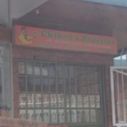 Mr Chicken´s Broaster en Bogotá