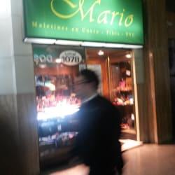 Cueros Mario en Santiago
