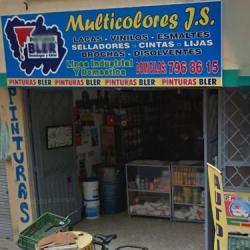 Multicolores J.s en Bogotá