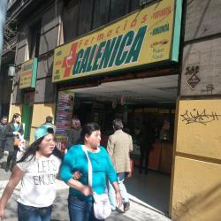 Farmacia Galénica - San Antonio / Merced en Santiago