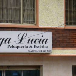 Olga lucia peluqueria & estetica en Bogotá