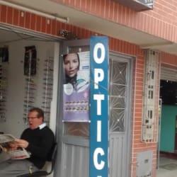 Óptica Exito Visual en Bogotá