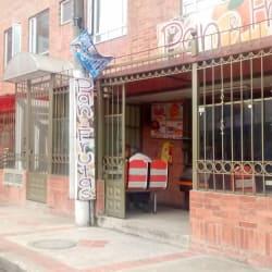 Pan & Frutas en Bogotá