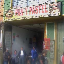 Pan y Pastel en Bogotá
