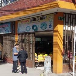 Panadería Barcelona en Bogotá