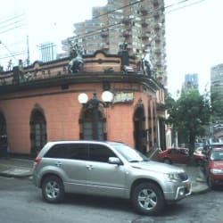 Restaurante La Juguetería en Bogotá