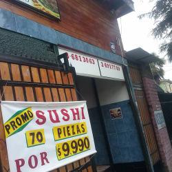 Katakana Sushi  en Santiago
