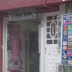 Peluqueria Arte & Belleza en Bogotá