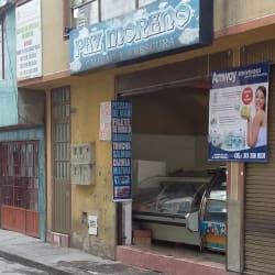 Pez moreno en Bogotá
