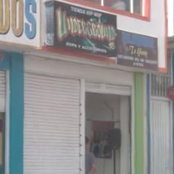 Tienda Hip Hoop Hunderground en Bogotá