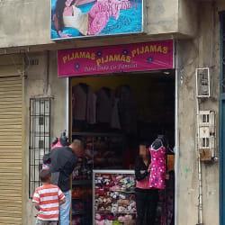 Pijamas Sebas y Dany en Bogotá