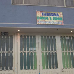 Taberna Donde´l Profe en Bogotá