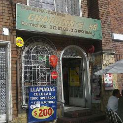 Cigarrería Chaplin's 55 en Bogotá
