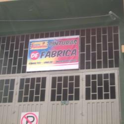 Pintulatex en Bogotá