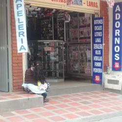 Sus Adornos en Bogotá