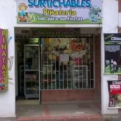 Sutichables Piñateria. en Bogotá