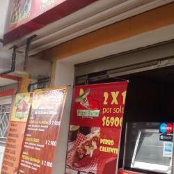 Pizzi Tacos en Bogotá
