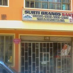 Surtí Granos Santi en Bogotá