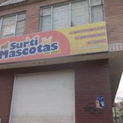 Surti Mascotas Pet Shop en Bogotá
