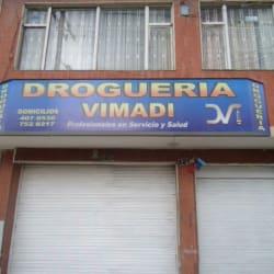 Droguería Vidami en Bogotá