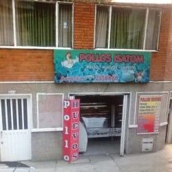 Pollos Isatom en Bogotá