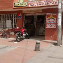 Pollos Santander en Bogotá