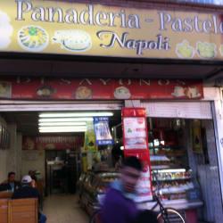 Panadería y pastelería NAPOLI en Bogotá