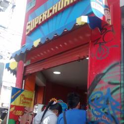 Superchurros en Bogotá