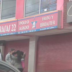 Surti Brasas 22  en Bogotá