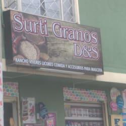 Surti Granos D&S en Bogotá