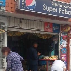 Supermercado Super Paisa en Bogotá