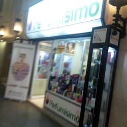 Perfumisimo en Santiago