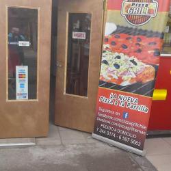 Pizza Grill en Santiago