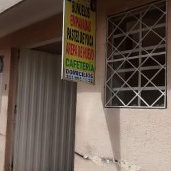 Punto de fábrica buñuelos y empanadas en Bogotá