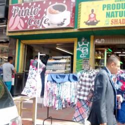 Punto Cafe en Bogotá